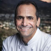 Photo of Executive Chef Anthony DeMuro
