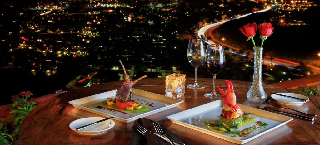 Diffe Pointe Of View S Breathtaking Views The Valley Landscape Magnificent Worldly Flavors And Skilled Staff Create A Fine Dining Experience Like No