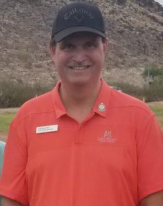 Golf Instructor Jeff Allen